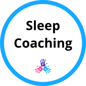 sleep coaching icon